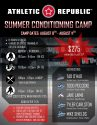 AR summer camp flyer