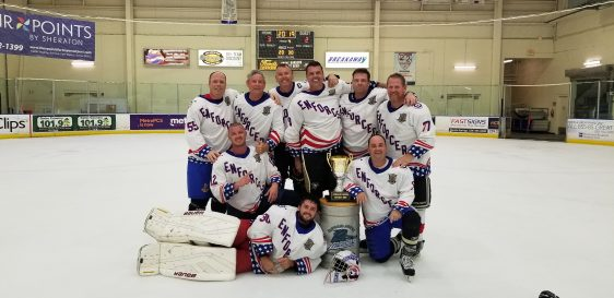 Adult Intermediate C Hockey League Hertz Arena Recreational Rinks