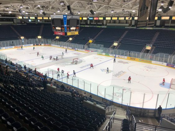 Youth Hockey Leagues Hertz Arena Recreational Rinks